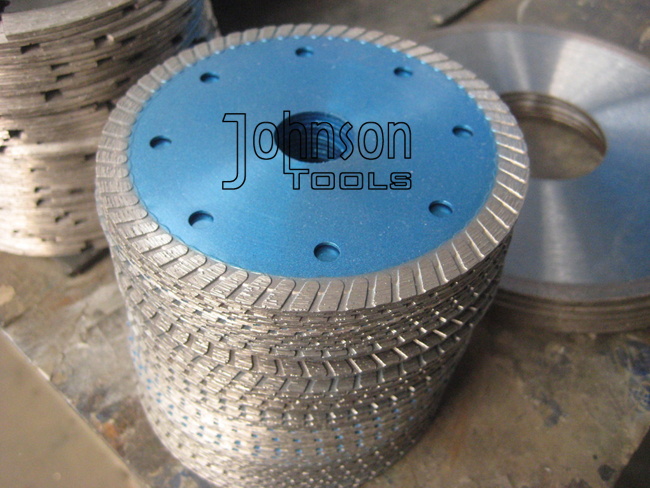 4 inch ceramic tile diamond cutting saw blade