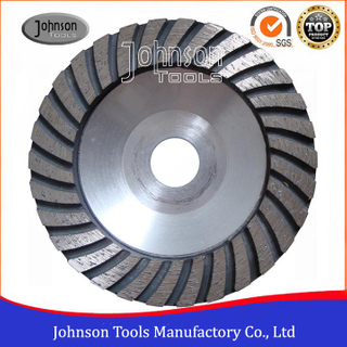 125mm Turbo Diamond Grinding Wheel for Stone