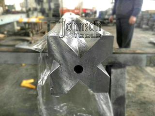 3100x100x100mm Bending Matrix Die With 42CrMo