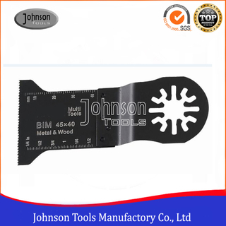 Bi metal E-cut standard saw blade