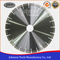200mm to 350mm Laser Silent Saw Blade for Cutting Granite