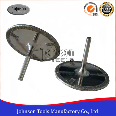 EP Disc 15 Electroplated Diamond Blades with Shank
