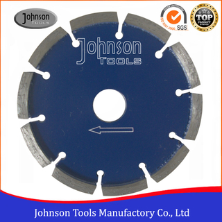 125mm Laser Welded Diamond Tuck Point Blade Cutting Blade for Hard Material Cutting
