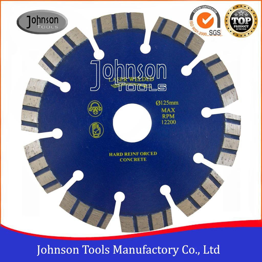 105-600mm Diamond Stone Cutting Tools with Turbo Segment for Stone Cutting