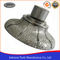 Vacuum Brazed Diamond Ogee Router Bit for Shaping Stone