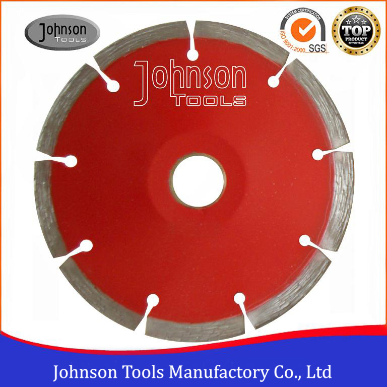 "4""-7"", Sintered Concave Diamond Granite Cutting Blade"