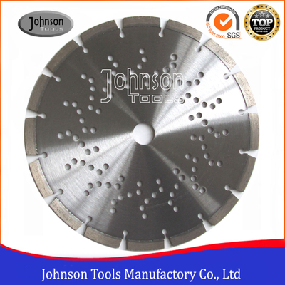 230mm Laser Saw Blade for Reinforced Concrete with Multi Holes