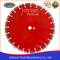 "14""-24"" Laser Welded diamond stone cutting tools for Quartzite Cutting"