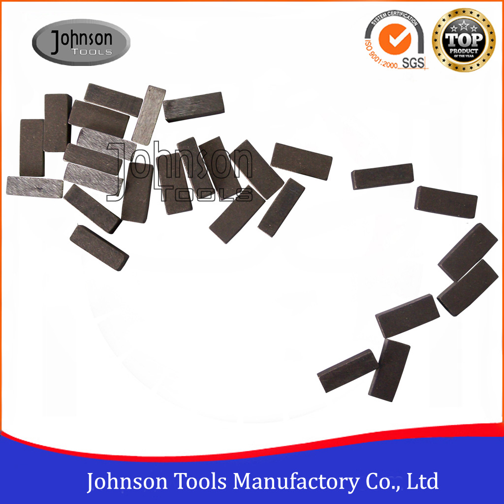 1000-3500mm Diamond Segments for Circular Saw Blade