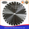 "12""-24"" Asphalt Blade with Cooling Holes for Asphalt and Green Concrete Cutting"