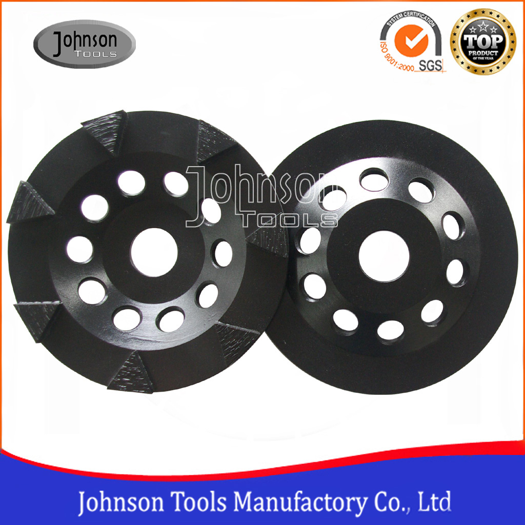 Triangle Shaped grinding wheel