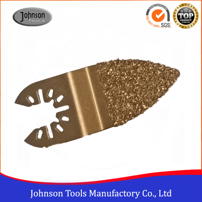 32.5×53.6mm finger - shaped Carbide Sharp Cutting Blade for concrete, stone